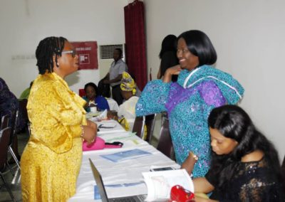 Lady Helen Child Health Foundation's Dr. Francisca Odeka Networking to build Sustainable partnership and Foster growth in NGOs