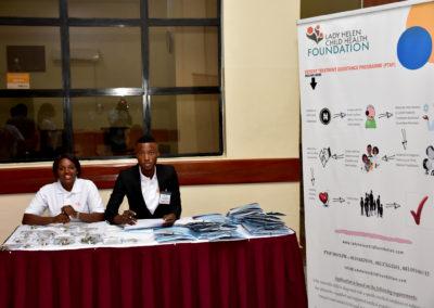 LHCHF 2019 Lecture Registration Desk
